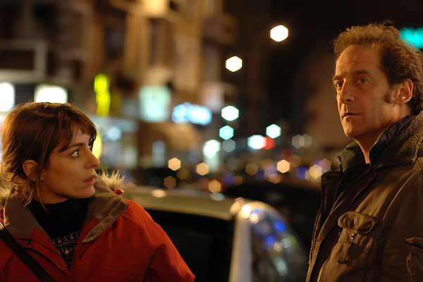 Vincent Lindon et Audrey Dana. Guy Ferrandis