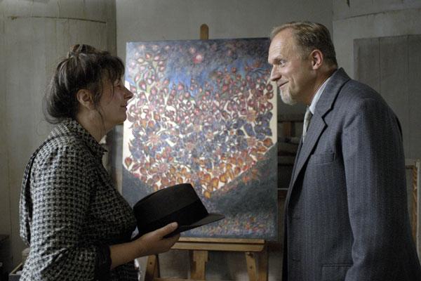 Ulrich Tukur et Yolande Moreau. Diaphana Films
