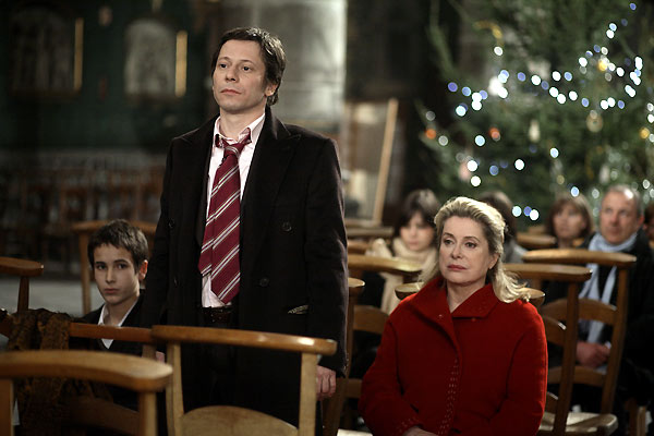 Mathieu Amalric et Catherine Deneuve. JC Lother / Why Not Productions