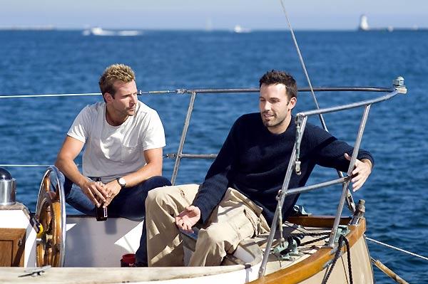Bradley Cooper et Ben Affleck. Metropolitan FilmExport
