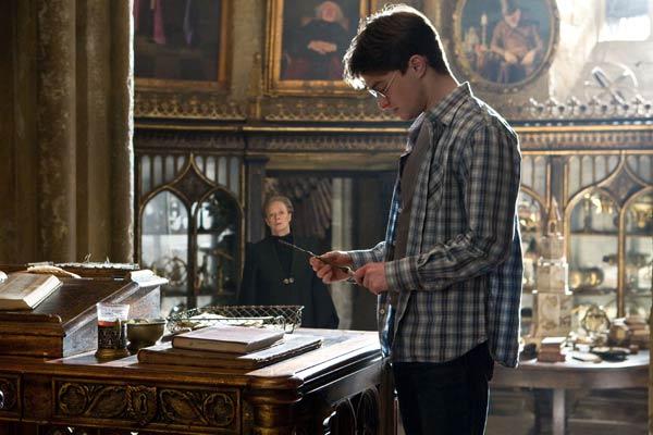 Daniel Radcliffe. Warner Bros. France