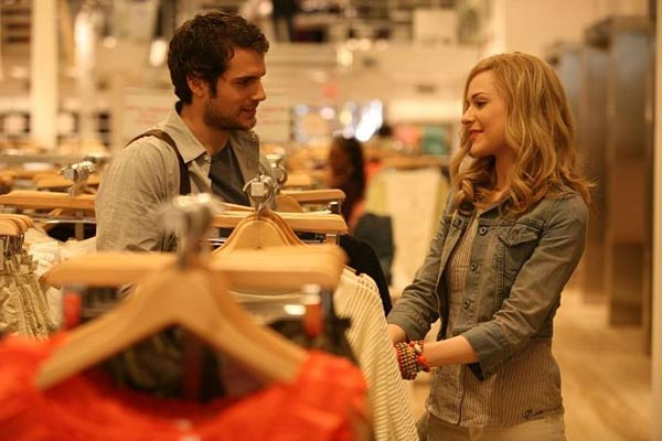Henry Cavill et Evan Rachel Wood. Mars Distribution