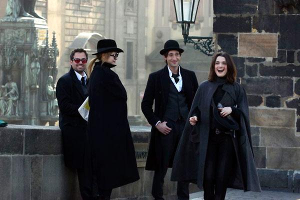 Adrien Brody, Mark Ruffalo, Rachel Weisz et Rinko Kikuchi. SND