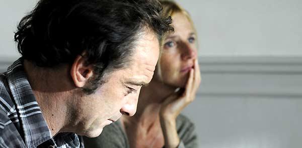 Vincent Lindon et Sandrine Kiberlain. TS Productions / Michaël Crotto