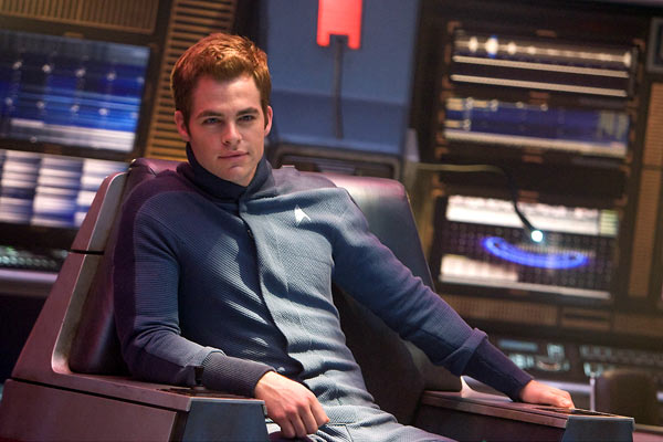 Chris Pine. Paramount Pictures France