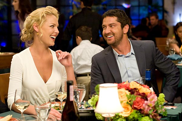 Gerard Butler et Katherine Heigl. Sony Pictures Releasing France