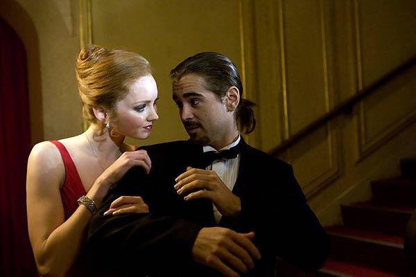 Lily Cole et Colin Farrell. Metropolitan FilmExport