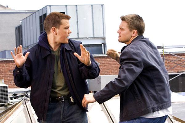 Matt Damon et Leonardo DiCaprio. TFM Distribution