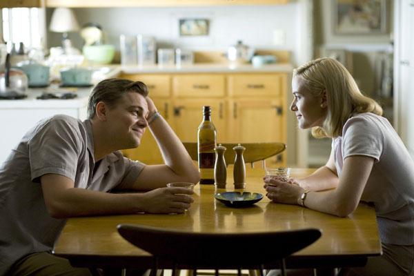 Leonardo DiCaprio et Kate Winslet. DreamWorks Pictures