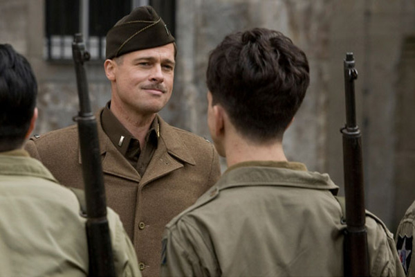 Brad Pitt. Universal Pictures International France