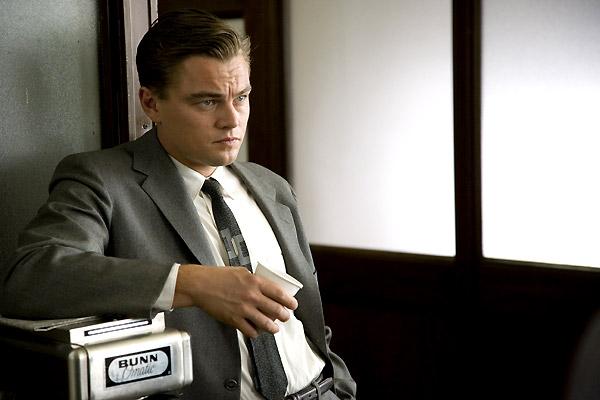 Leonardo DiCaprio. DreamWorks Pictures