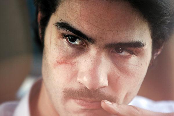 Tahar Rahim. Roger Arpajou