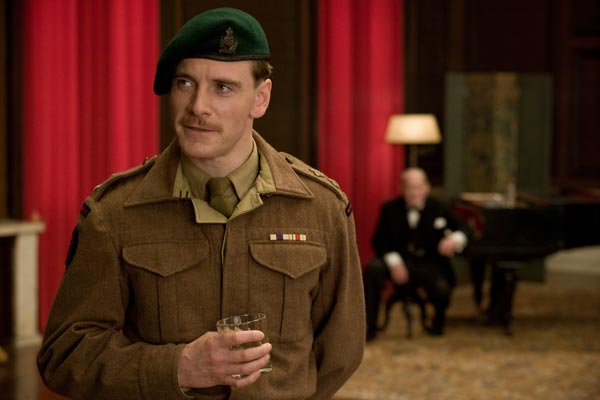 Michael Fassbender. Universal Pictures International France