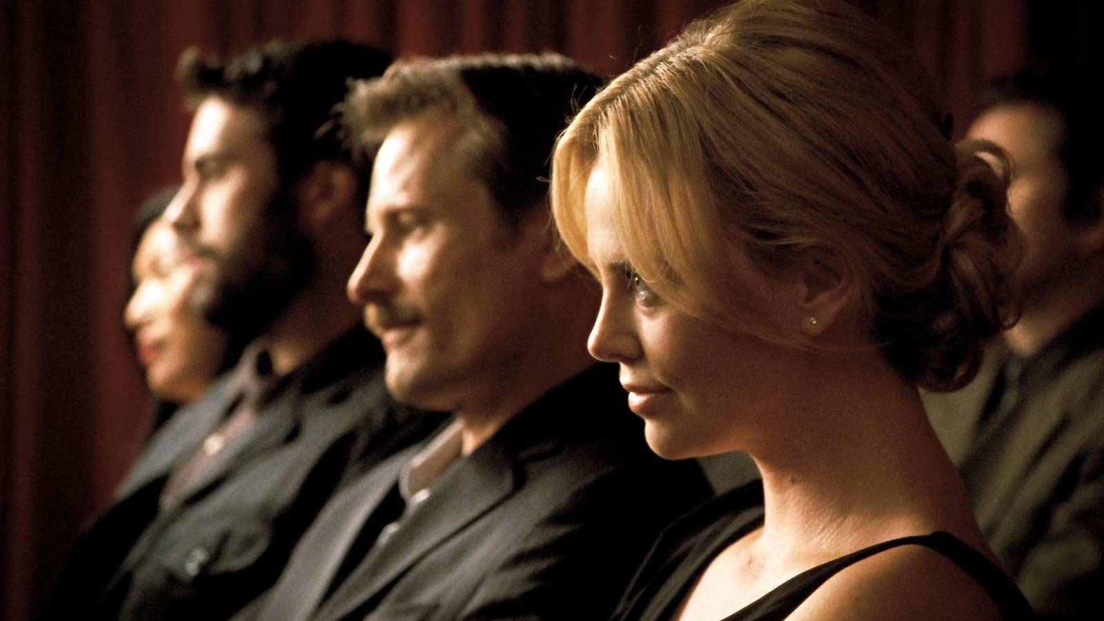 Charlize Theron. Metropolitan FilmExport