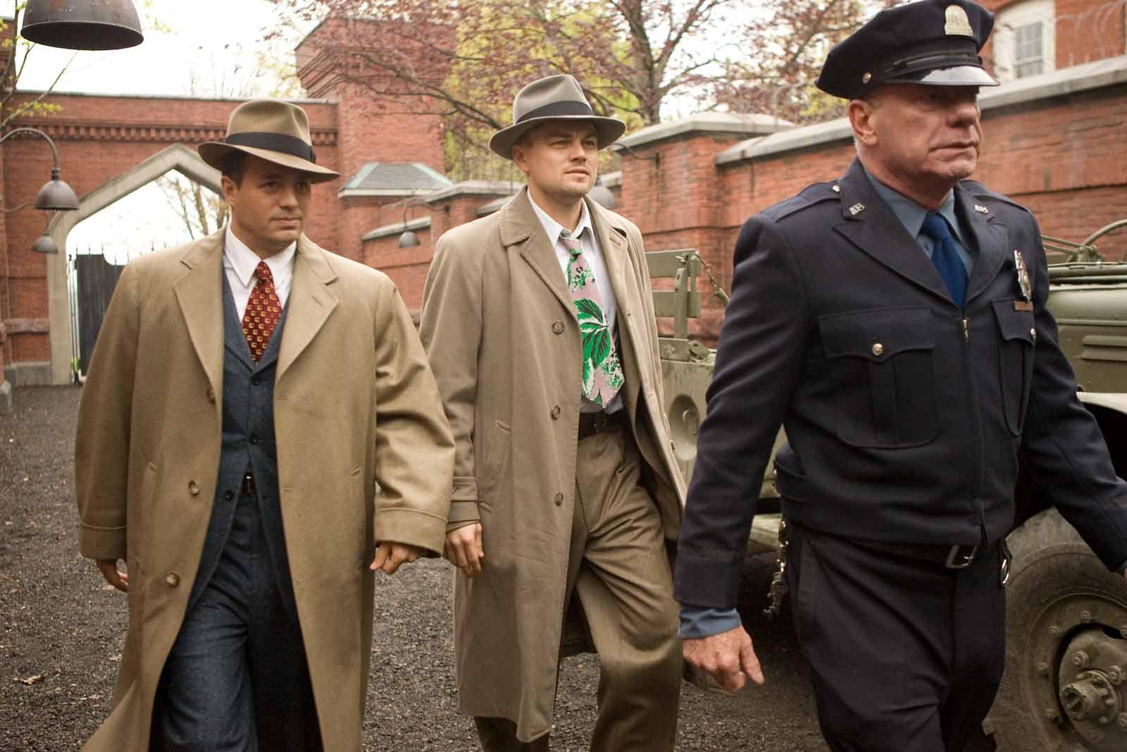 Leonardo DiCaprio et Mark Ruffalo. Paramount Pictures France