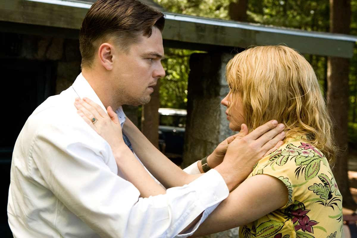 Michelle Williams et Leonardo DiCaprio. Paramount Pictures France
