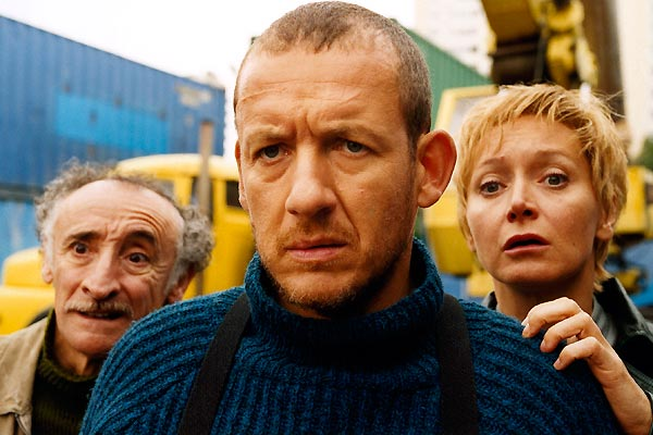 Michel Crémadès, Dany Boon et Julie Ferrier. Warner Bros France - Bruno Calvo