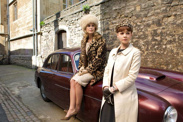Rosamund Pike et Carey Mulligan. Metropolitan FilmExport