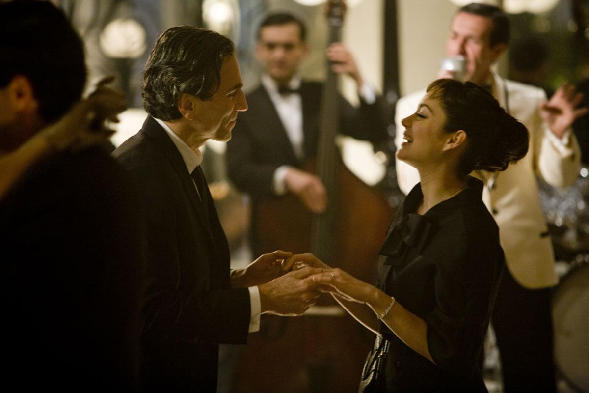 Daniel Day-Lewis et Marion Cotillard. SND