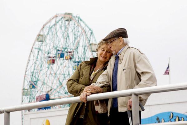 Cloris Leachman et Eli Wallach. Metropolitan FilmExport