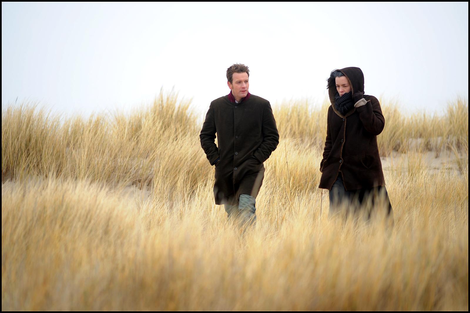 Olivia Williams et Ewan McGregor. Pathé Distribution