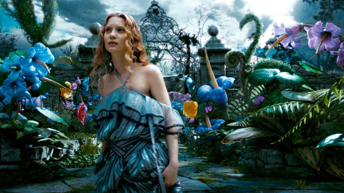 Mia Wasikowska. Walt Disney Studios Motion Pictures France