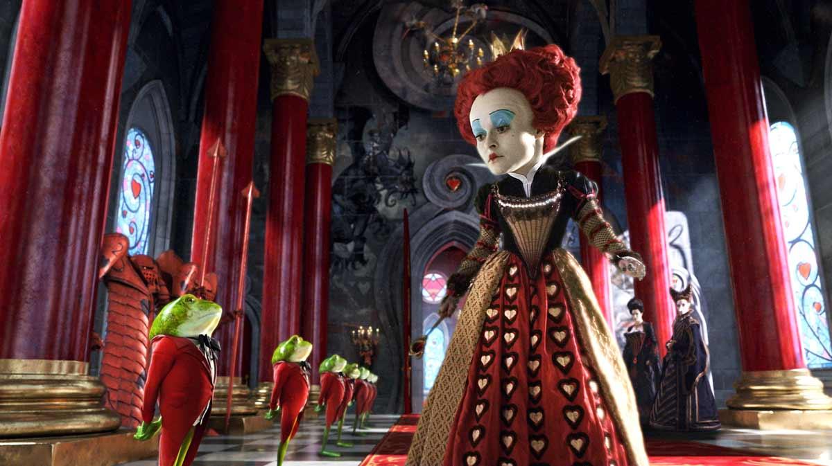 Helena Bonham Carter. Walt Disney Studios Motion Pictures France