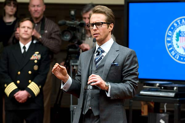 Sam Rockwell. Paramount Pictures France