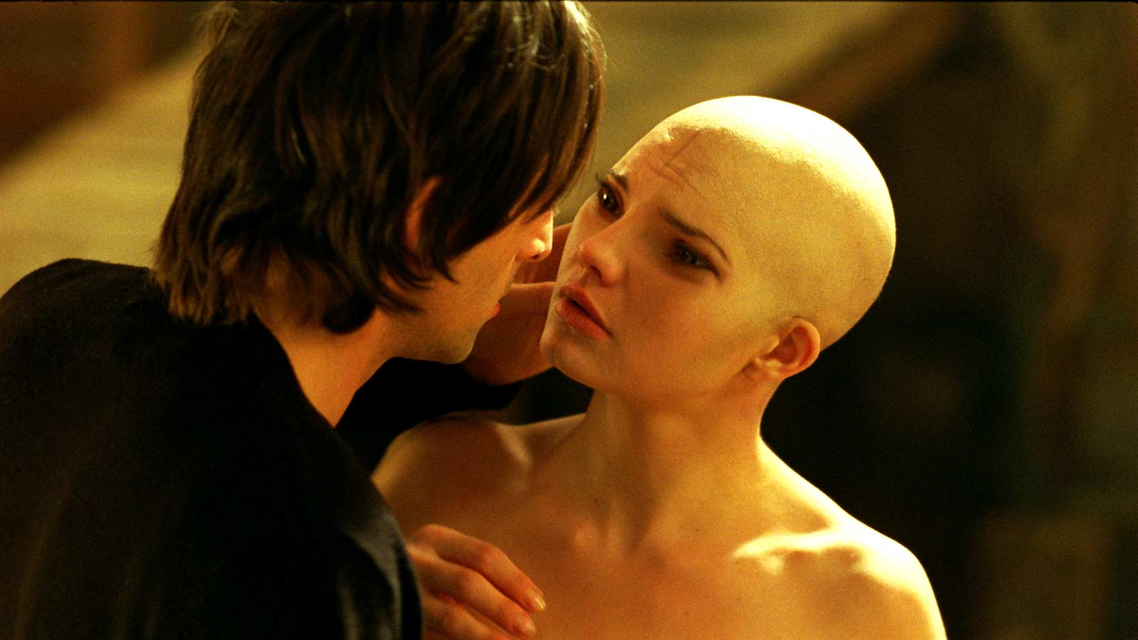 Adrien Brody et Delphine Chaneac. Gaumont Distribution