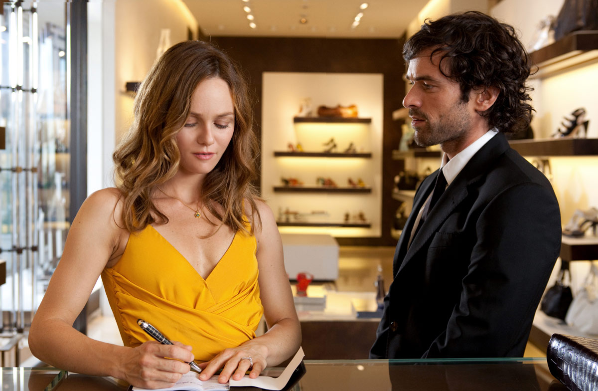 Romain Duris et Vanessa Paradis. Universal Pictures International France