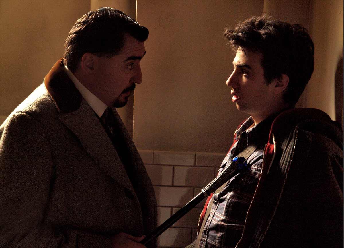 Jay Baruchel et Alfred Molina. Walt Disney Studios Motion Pictures France