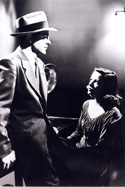 Dana Andrews et Gene Tierney. Action Cinémas / Théâtre du Temple