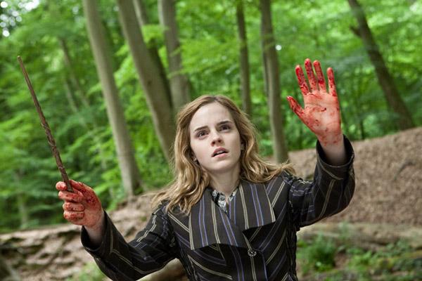 Emma Watson. Warner Bros. France