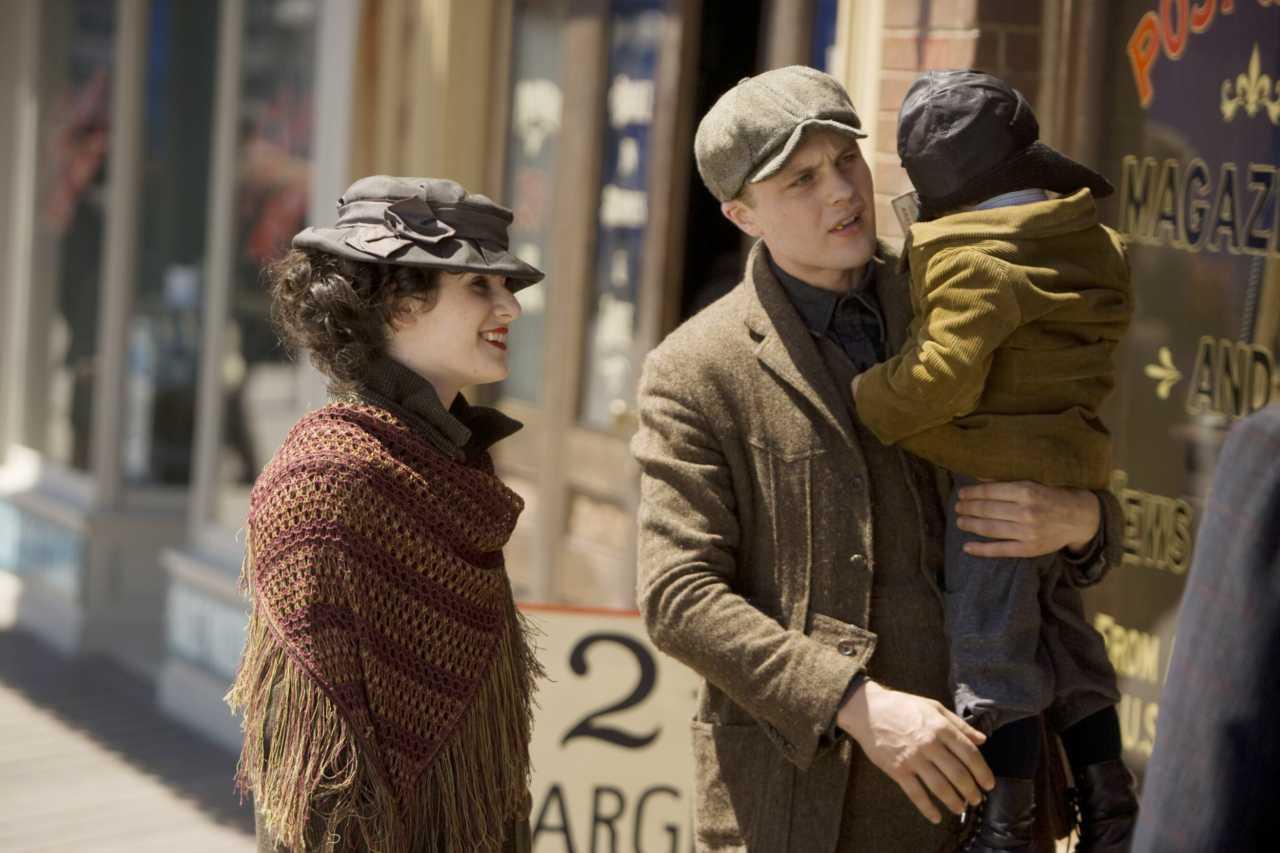 Michael Pitt. Home Box Office (HBO)