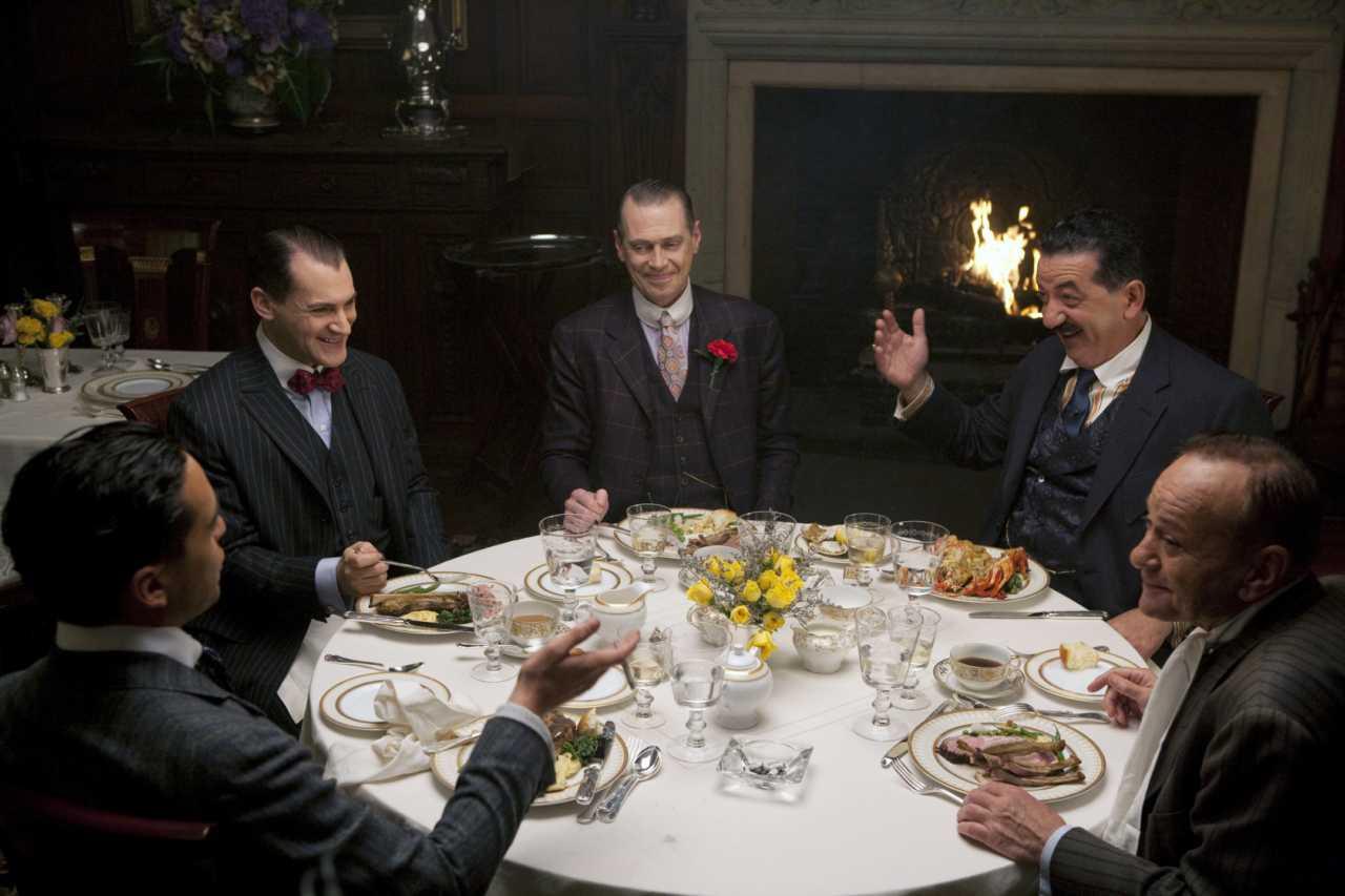 Steve Buscemi. Home Box Office (HBO)