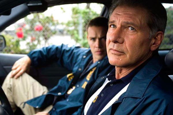 Harrison Ford. Metropolitan FilmExport