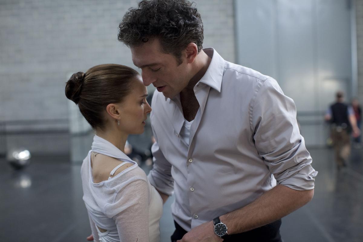 Natalie Portman & Vincent Cassel. Twentieth Century Fox France